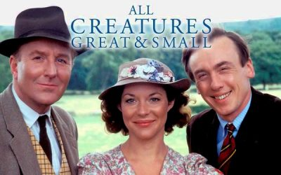 All Creatures Great & Small named Yorkshire's best TV show ever