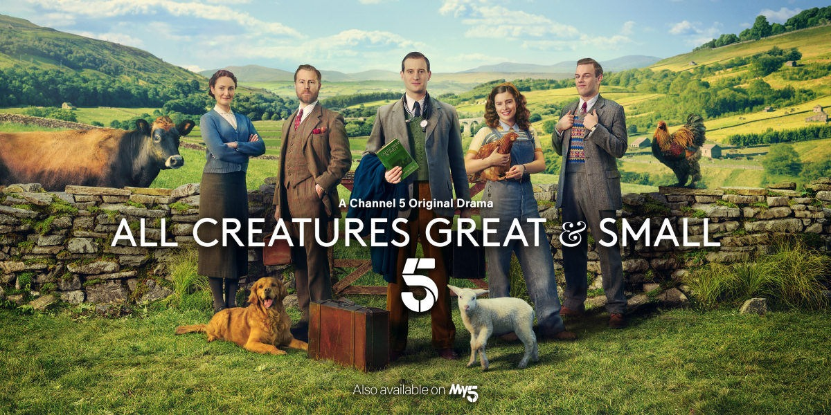 all creatures great and small new series